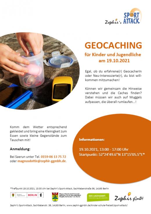 Download Flyer Geochaoching